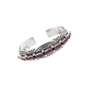 Photo of a Navajo Cuff Bracelet