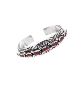 Photo of a Navajo Cuff Bracelet